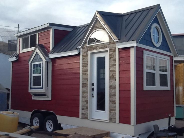 Tiny house on wheels adu and tiny house ideas for Adu plans for sale
