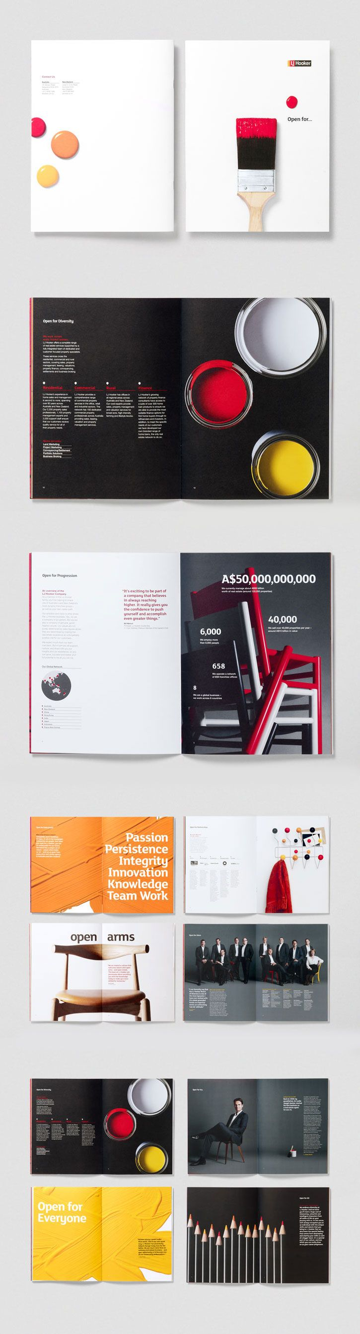 Brand Guidelines for LJHooker - moffitt.moffitt.                                                                                                                                                                                 More