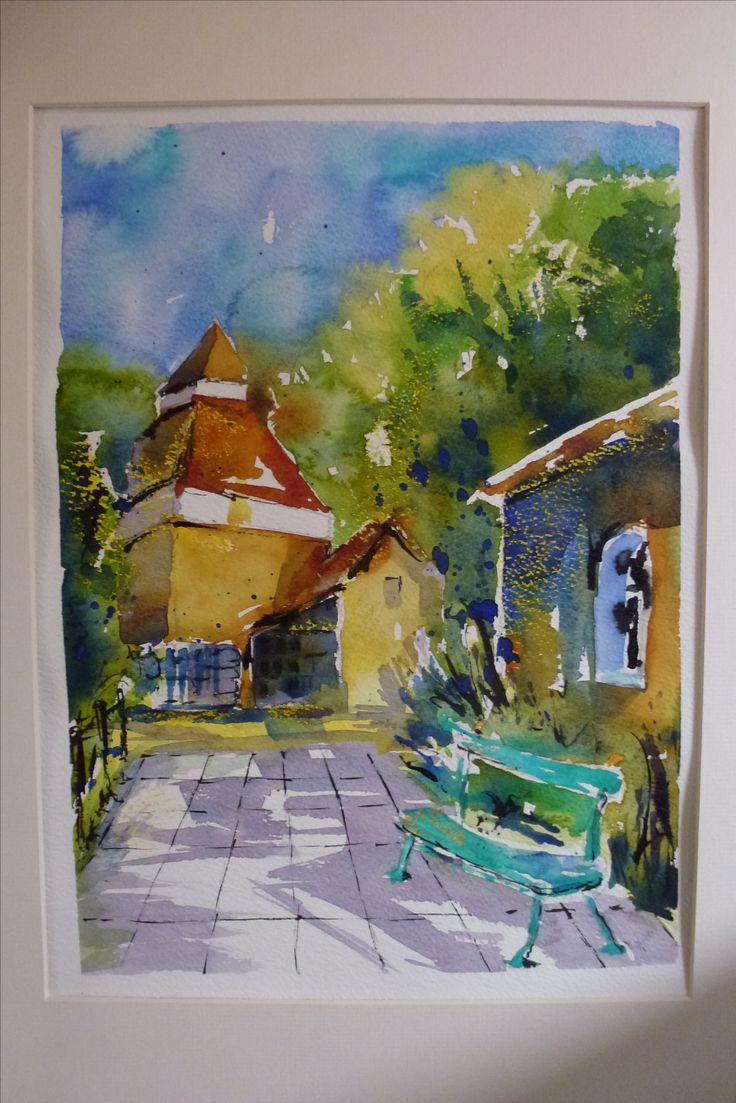 Studio at Lage BAston, France