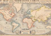 Lee ¿Sabes cuántos cables submarinos para Internet existen?
