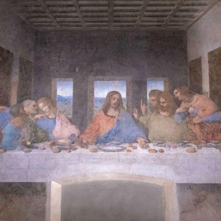 Leonardo da Vinci's Last Supper in Milan: How to Get ...