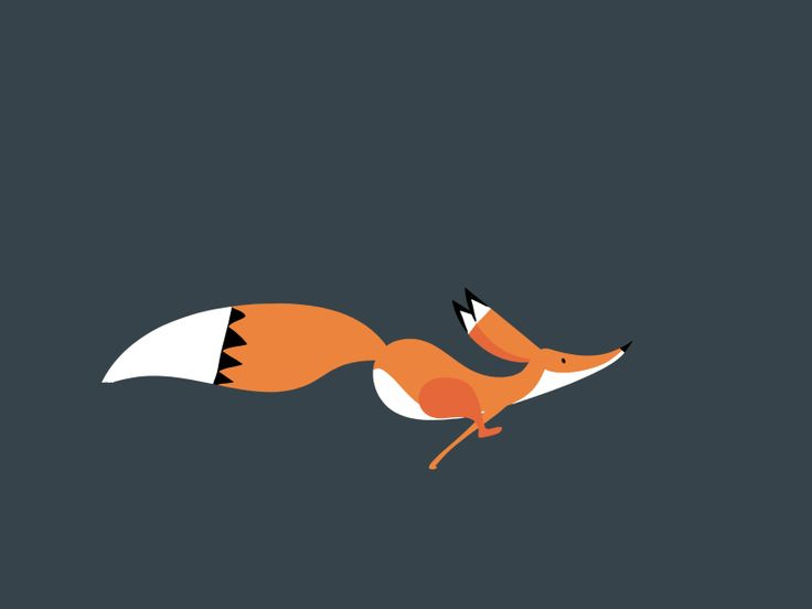 Fox Running cycle by Jordi Ayguasenosa Jara #Design Popular #Dribbble #shots