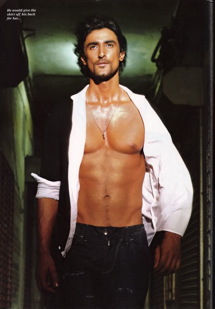 Kunal Kapoor. Bollywood has some of the world's most gorgeous men.