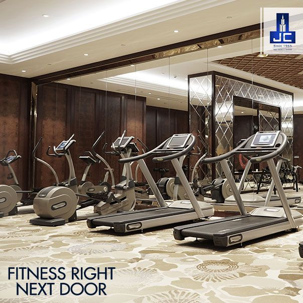 Let us take charge of our health to ensure that fitness does not come to a halt. Executive offers full control of your fitness needs that will definitely lead to a healthy living!  Know more: http://bit.ly/JayceeExecutive