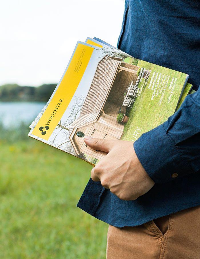 Woodstar - Catalogus   by Skinn Branding Agency