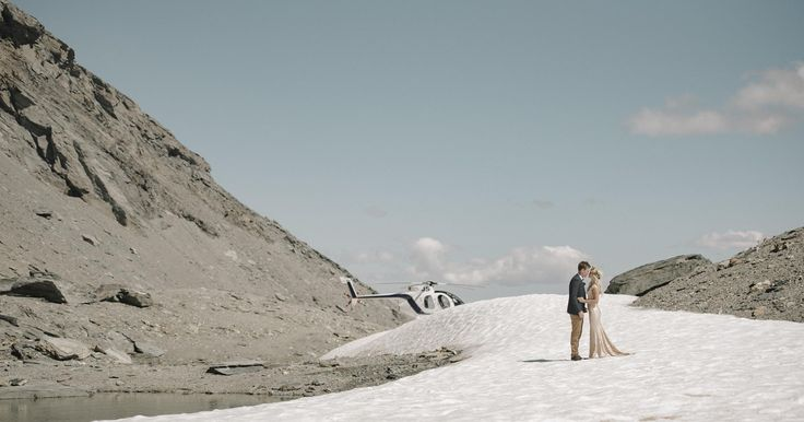 Pete & Nadia Wedding | Real Weddings Wanaka, NZ