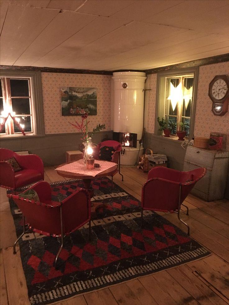 Old and new in a blend #livingroom #källemo #bruno #interior