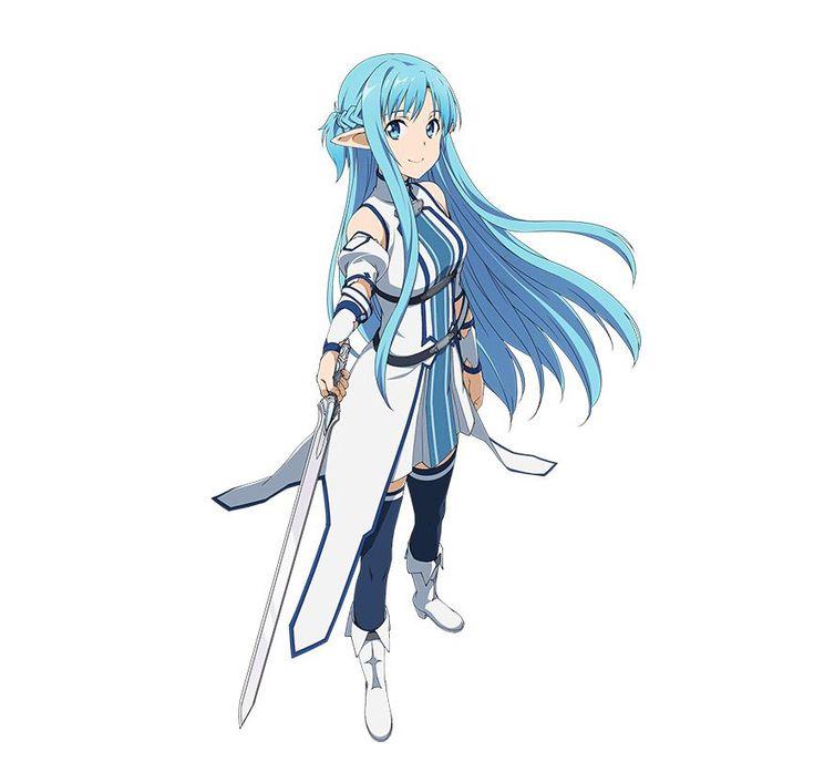 1girl asuna_(sao-alo) blue_eyes blue_hair character_name