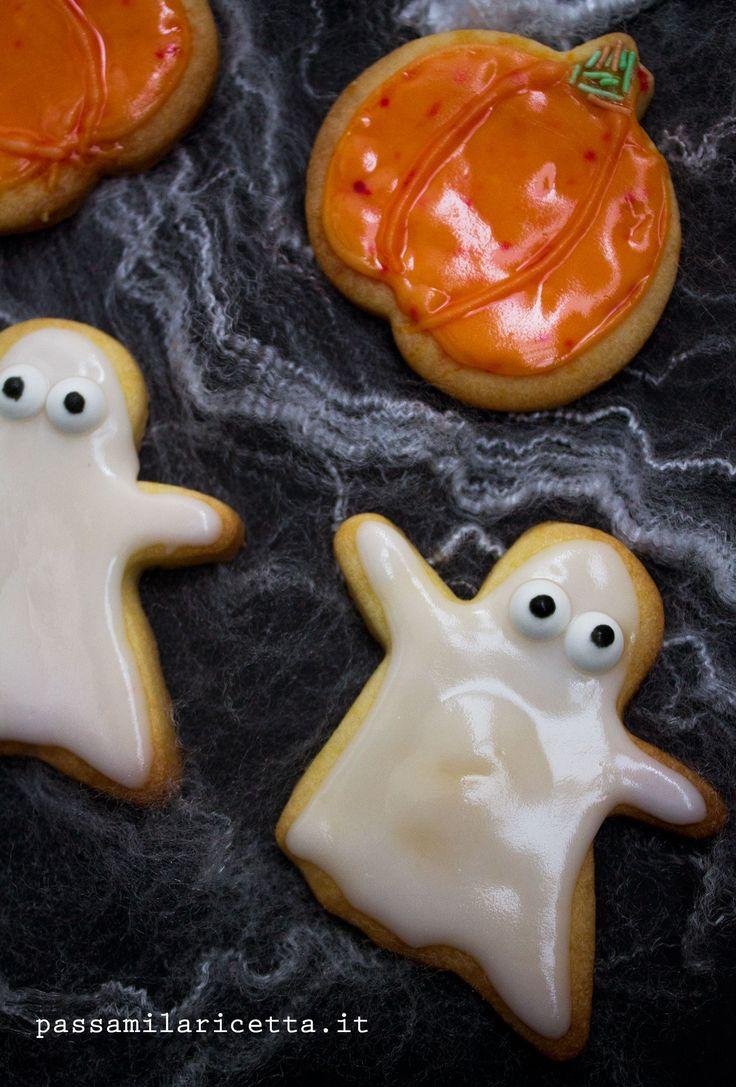 Tre Ricette Facili e Veloci per Halloween Biscotti di