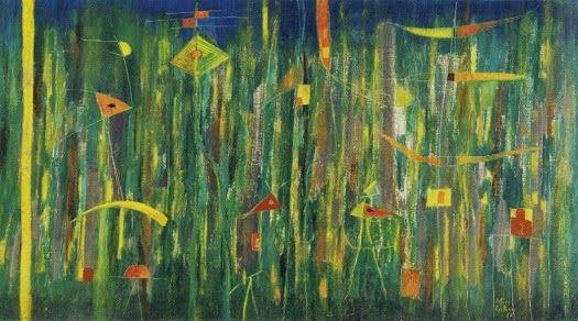 Petit Galerie d'Art: Alice Rahon. Sin título