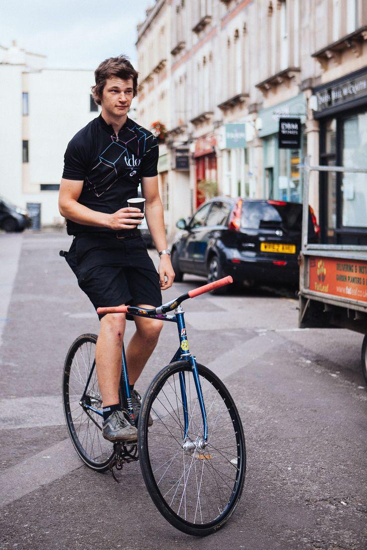 Bridgestone njs bike wide risers Urban bicycle, Bicycle
