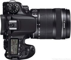 Canon EOS 70D.  For more images and information on camera gear please visit us at www.The-Digital-Picture.com