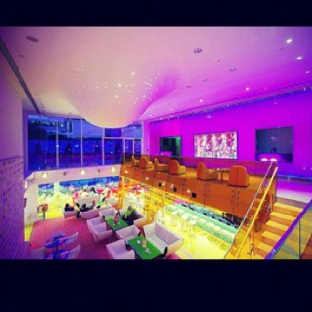 Party Room Inside A Mansion. (: