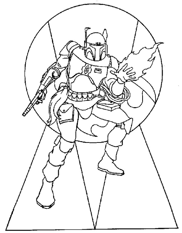 106 best Star wars images on Pinterest Coloring pages Coloring