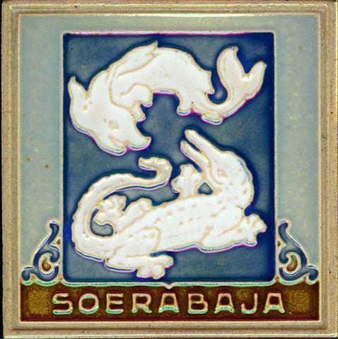 Stadswapen van Soerabaja