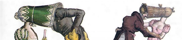 For Shame! Sexy, Scandalous Things that Happened in History