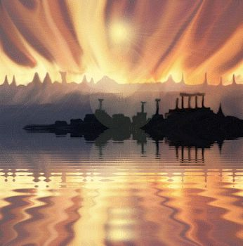 MAGIC WORLD! painting,animation,gif by tony danis - Συλλογές - Google+
