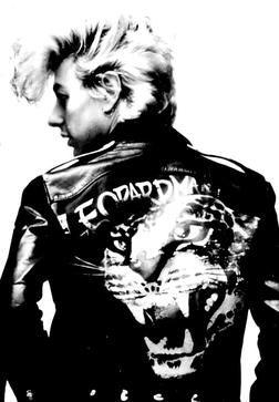 Brian Setzer #rockabilly with Stray Cats
