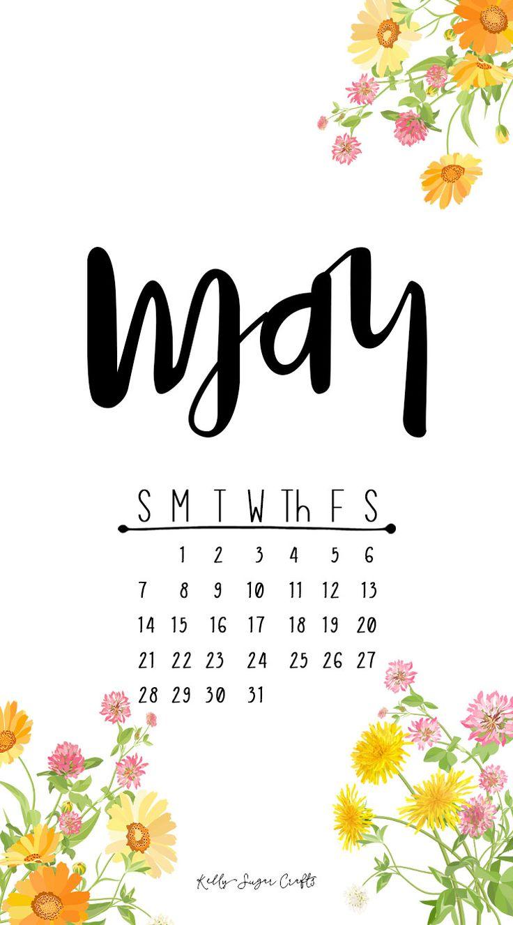 Calendar Wallpaper Phone : Kellysugarcrafts files wordpress may