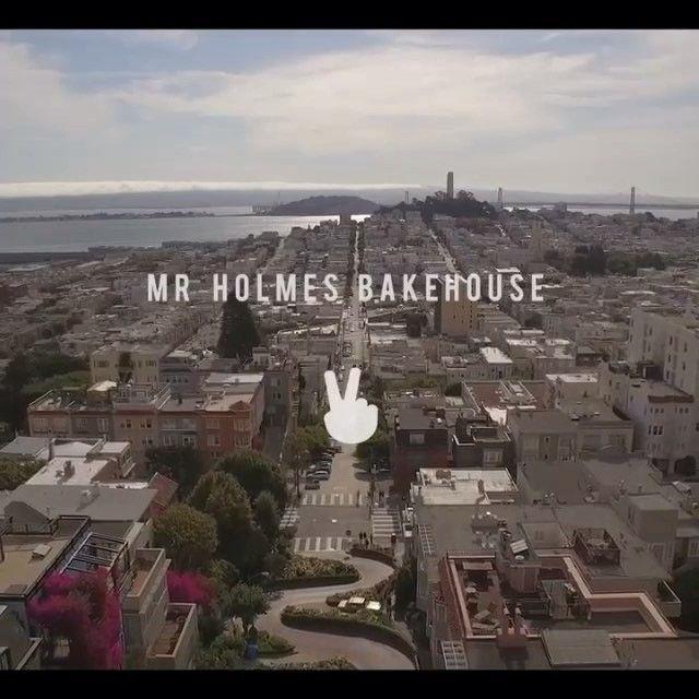 . Mr.Holmes Bakehouse - немецкий стиль (круассаны, необычные слоенки) - оранжевая линия ст Синса вых 8