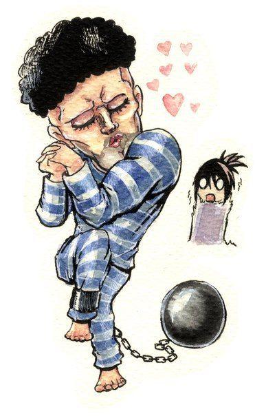 One Punch Man - Puri-Puri Prisoner and Sonic