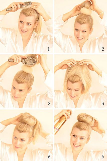 {this is glamorous} : adventures in love, design, fashion, home decor, food and travel: {style inspiration   hair how-to : the ballerina bun}