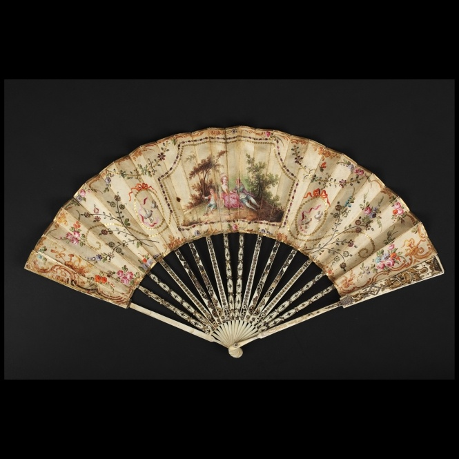 Fan, late 18th century - other