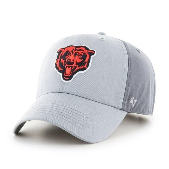 4872d58f Chicago Bears Northside Clean Up Adjustable Hat By 47 Brand ...