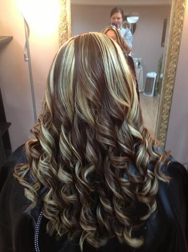 9 best High / Low lights images on Pinterest   Hair colors, Hairdos ...