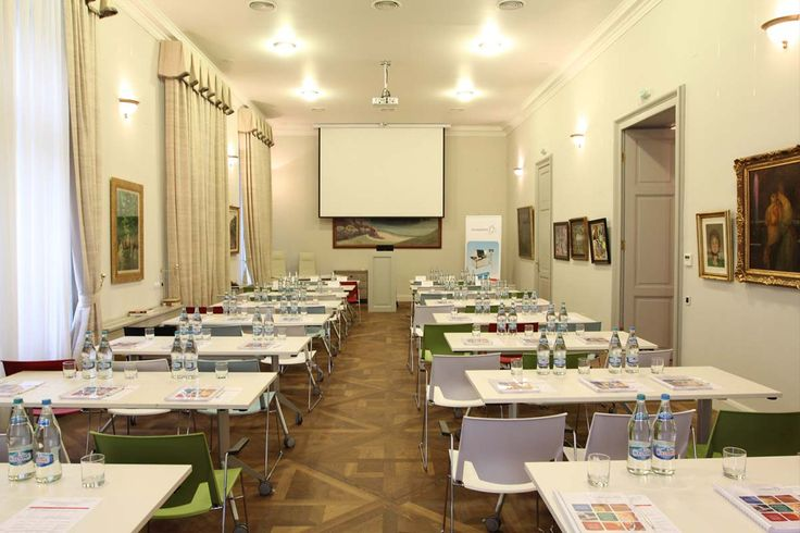 Conference room ready #corporatevents