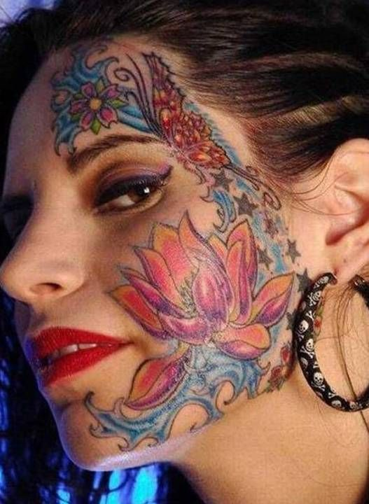 Die besten 17 bilder zu facial neck tattoo auf pinterest for Famous tattoo artists nyc