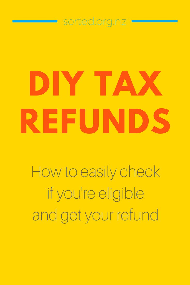 There's no need to pay a tax refund company - here's a simple three step process to easily check if you're eligible and get your tax refund! Tax refund tips - how to get your tax back yourself