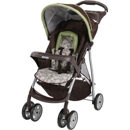 Baby Stroller Graco LiteRider Click Connect - Strollers