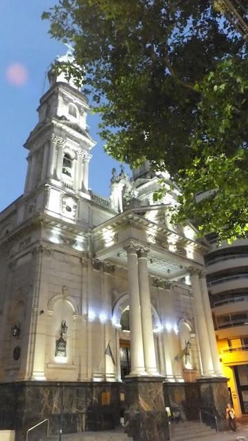 Cathedral Nuestra Señora del Rosario, Rosario, Argentina
