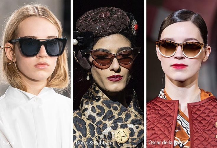 Sunglasses Fashion 2020.Fall Winter 2019 2020 Sun Shades Developments Fall 2019