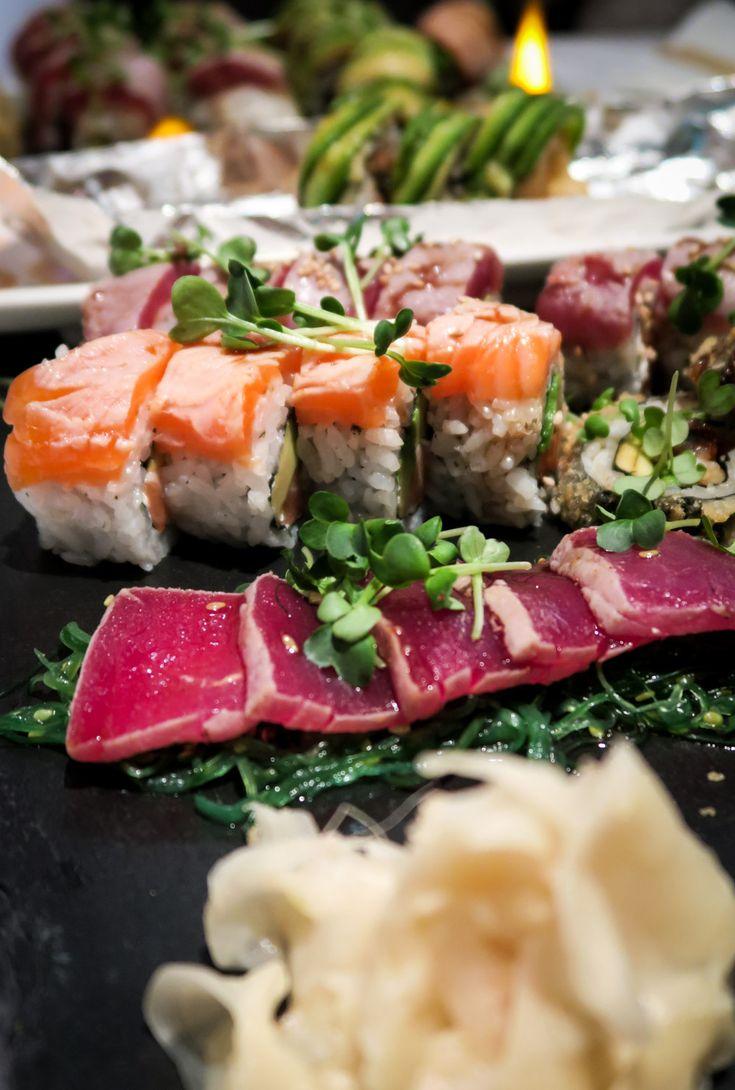Meine Erfahrungen zum Secret Roll Sushi Restaurant in München - ich war im ersten Pop Up Sushi Restaurant meiner geliebten Heimatstadt!