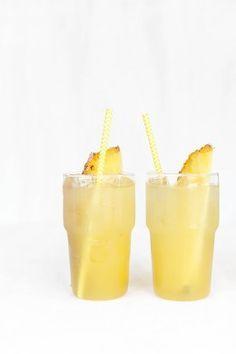 Pineapple Rum Crush