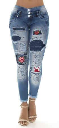 Jeans levanta cola WOW 86179