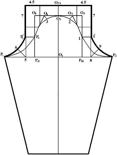 Читать работу online по теме: Построение рукавов. ВУЗ: КНИТУ. Предмет: [НЕСОРТИРОВАННОЕ]. Размер: 240.64 Кб.