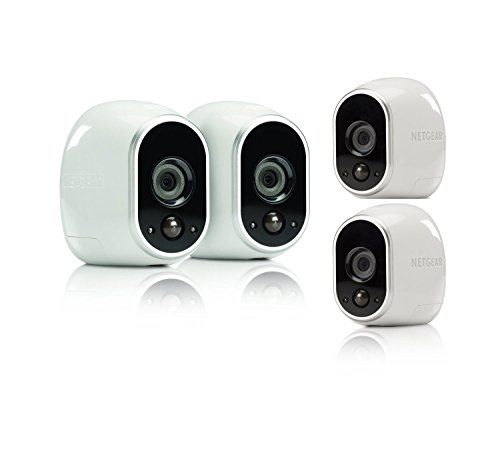 Arlo Smart Home Security Camera System – 2 HD, 100% Wire-Free, Indoor/Outdoor Cameras with Night Vision + 2 Add On Cameras  Arlo Smart Home Security Camera System - 2 HD, 100% Wire-Free, Indoor/Outdoor Cameras with Night Vision2 Arlo Smart Home - Add-on HD Security Cameras, 100% Wire-Free, Indoor/Outdoor with Night Vision  http://good-deals-today.com/product/arlo-smart-home-security-camera-system-2-hd-100-wire-free-indooroutdoor-cameras-with-night-vision-2-add-on-cameras/