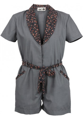 Zola Playsuit by Nikoo from LAAVAA.com - Get 20% off on this playful one piece and other Nikoo items only until Sunday May 20!