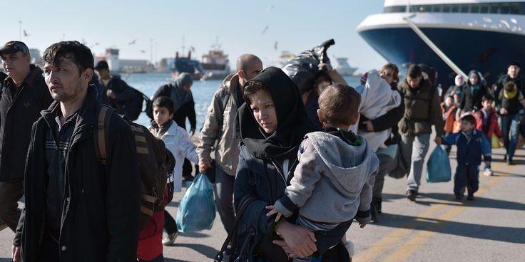 Dix pays 25% du PIB mondial... mais plus de la moitié des réfugiés - Europe1