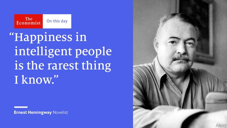 Ernest Hemingway died #OnThisDay 1961. One biographer concentrates on his fishing friendships and fatherhood http://econ.st/2ur4y6f#Sober Look素材On this dayThe Economist #July 2 2017 at 11:33PM#via IF