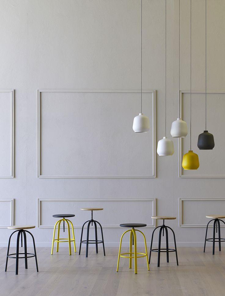 Ferrovitos stool, designed by Paolo Cappello. #miniforms #fornituredesign #homedecor