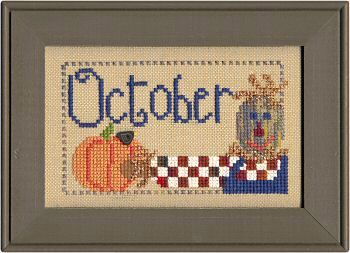 205 Best Cross Stitch Monthly Images On Pinterest