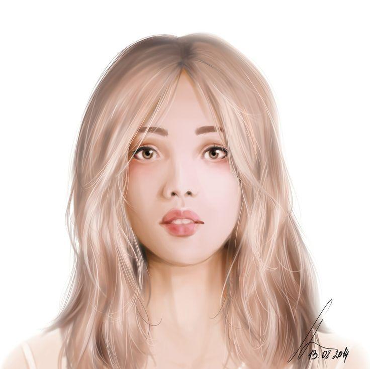 lee syung kyung (Рисунки и иллюстрации) - фри-лансер Мария Михайлова [m_twinkle].