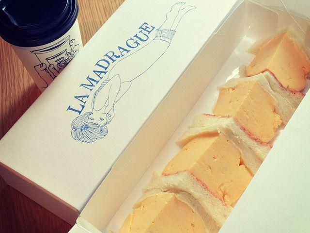 ふわふわ卵がたまらない!テイクアウトしたい絶品サンドイッチ6選(1/2)[東京カレンダー]