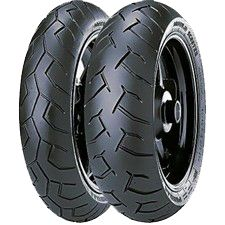 Ελαστικό PIRELLI DIABLO SCOOTER TIRES 110/70-16 52S TL εμπρόςPERFORMANCE SPORT SCOOTER TIRES Bias-ply and radial tires for sport-oriented scootersTread pattern adapted from the Pirelli Diablo sport tire adds the best wet handling and dry grip while limiting road noiseHigh-performance tread compound imported directly from
