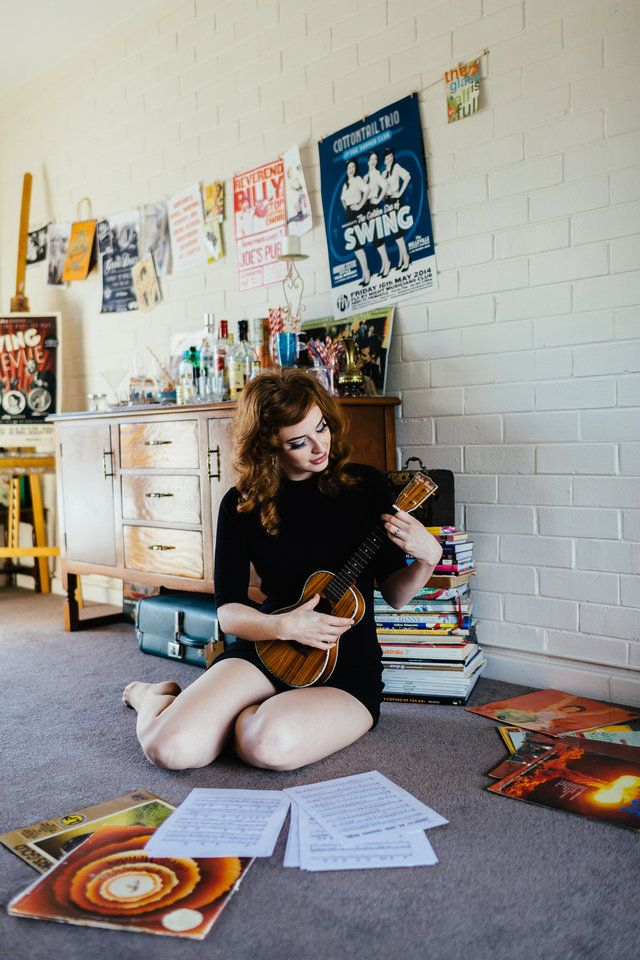 Jessie Gordon. Musician Deluxe. In more bands than I can count - but check her out here!  https://www.facebook.com/Jessiegordonmusician