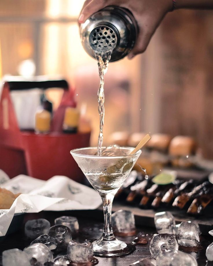 Taken by @balifoodies #martini #foodtography